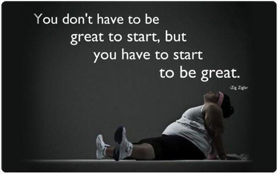 Jak zacząć ćwiczyć